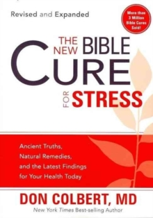 New Bible Cure For Stress, The, Paperback / softback Book