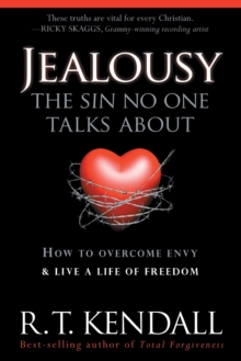 Jealousy--The Sin No One Talks About, Paperback / softback Book