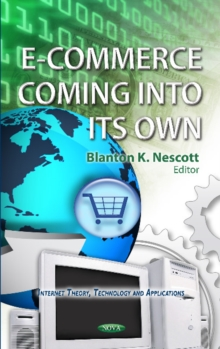 E-Commerce Coming into Its Own, Hardback Book