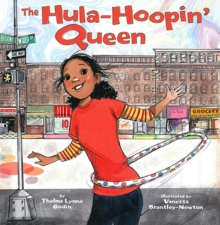 The Hula-hoopin' Queen, Hardback Book