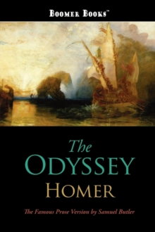 The Odyssey--Butler Translation, Paperback / softback Book