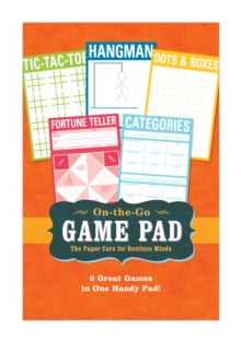 Knock Knock on-the-Go Game Pad, Other printed item Book