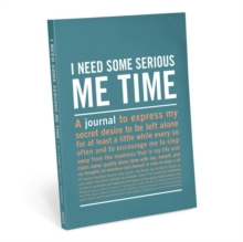 Knock Knock I Need Some Serious Me Time Inner Truth Journal, Notebook / blank book Book