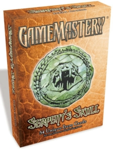 GameMastery Item Cards: The Serpent's Skull Deck, Game Book