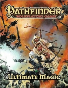 Pathfinder Roleplaying Game: Ultimate Magic, Hardback Book