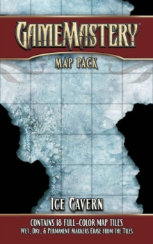 GameMastery Map Pack: Ice Cavern, Game Book