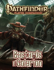 Pathfinder Player Companion: Bastards of Golarion, Paperback / softback Book