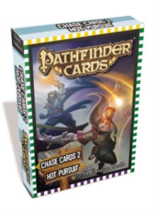 Pathfinder Campaign Cards: Chase Cards 2 - Hot Pursuit!, Game Book