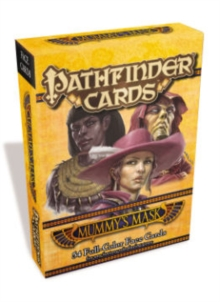 Pathfinder Cards: Mummy's Mask Face Cards, Game Book