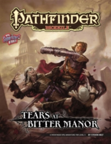 Pathfinder Module: Tears at Bitter Manor, Paperback / softback Book