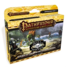 Pathfinder Adventure Card Game: Skull & Shackles Adventure Deck 2 - Raiders of the Fever Sea, Game Book