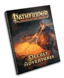Pathfinder Roleplaying Game: Occult Adventures, Hardback Book