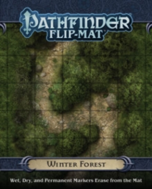 Pathfinder Flip-Mat: Winter Forest, Game Book