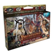 Pathfinder Adventure Card Game: Witch Class Deck, Game Book