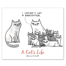 Quicknotes - A Cat's Life, Cards Book