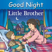 Good Night Little Brother, Board book Book