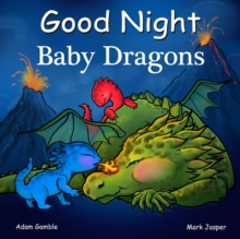 Good Night Baby Dragons, Board book Book