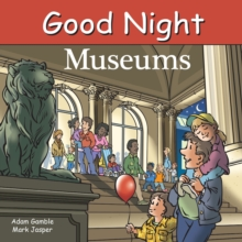 Good Night Museums, Board book Book