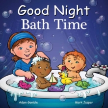 Good Night Bath Time, Board book Book
