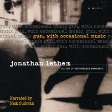 Gun, with Occasional Music, eAudiobook MP3 eaudioBook