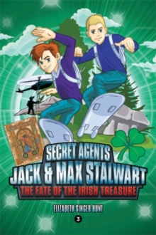 Secret Agents Jack and Max Stalwart: Book 3 : The Fate of the Irish Treasure: Ireland, Paperback / softback Book
