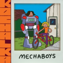 Mechaboys, Paperback Book
