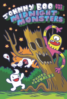 Johnny Boo and the Midnight Monsters (Johnny Boo Book 10), Hardback Book