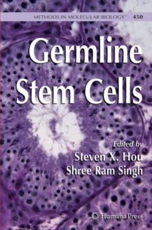 Germline Stem Cells, Hardback Book