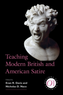 Teaching Modern British and American Satire, Paperback / softback Book