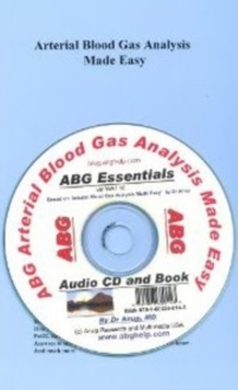 Arterial Blood Gas Analysis Made Easy, CD-Audio Book