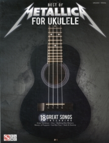 Best Of Metallica For Ukulele, Paperback / softback Book