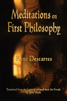 Meditations on First Philosophy, Paperback / softback Book