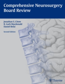 Comprehensive Neurosurgery Board Review, Paperback / softback Book