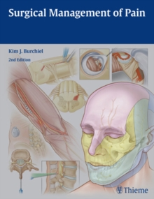 Surgical Management of Pain, Hardback Book