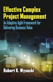 Effective Complex Project Management, Paperback / softback Book
