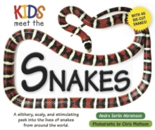 Kids Meet the Snakes, Spiral bound Book
