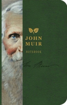 John Muir Notebook, Paperback Book