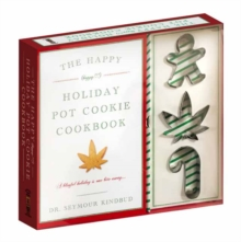 Happy Happy Holiday Pot Cookie Kit, Paperback / softback Book