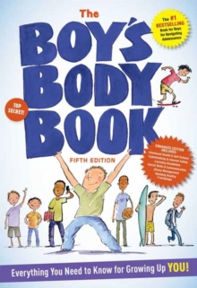The Boy's Body Book, Paperback / softback Book