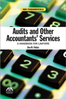 Audits and Other Accountants' Services, Paperback Book