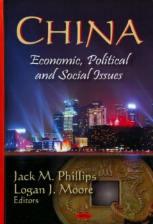 China : Economic, Political & Social Issues, Hardback Book