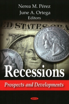 Recessions : Prospects & Developments, Hardback Book