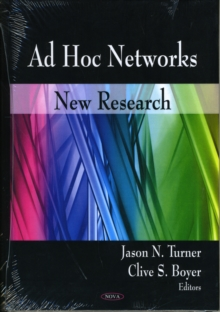 Ad Hoc Networks : New Research, Hardback Book