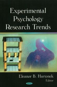 Experimental Psychology Research Trends, Hardback Book