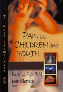 Pain in Children & Youth, Hardback Book