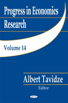 Progress in Economics Research : Volume 14, Hardback Book