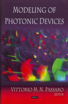 Modeling of Photonic Devices, Hardback Book