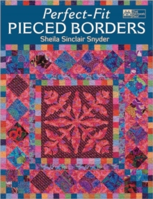 Perfect-fit Pieced Borders, Paperback Book