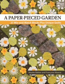 A paper-pieced garden, Paperback / softback Book