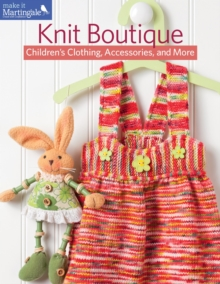 Knit Boutique : Children's Clothing, Accessories, and More, Paperback / softback Book